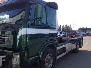 Lastbilsmaskin